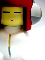 stereo geisha white