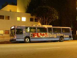 Big Blue Bus 1