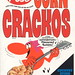 Corn Crackos cereal box