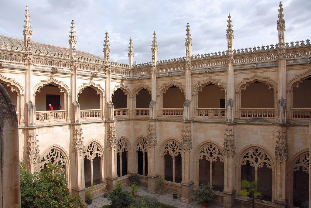 San Juán de los Reyes, Toledo