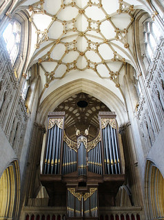 Wells Cathedral // Organ