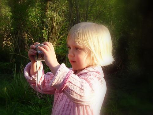 Marietta fotografiert