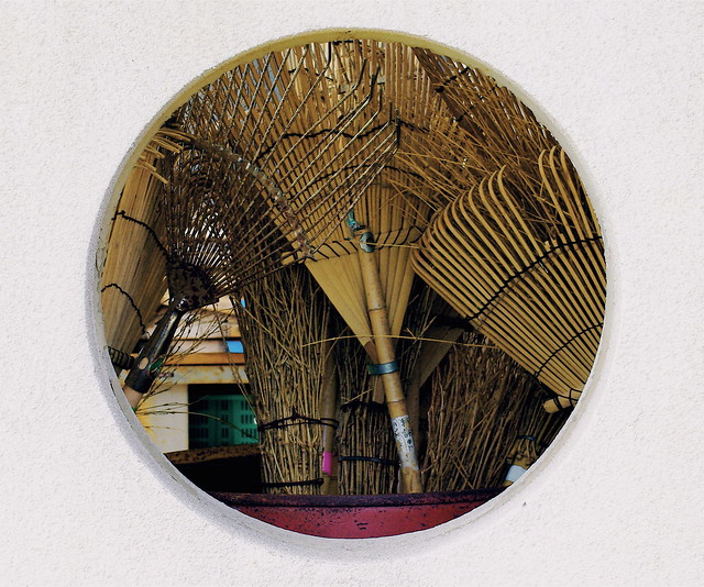 bamboo rakes