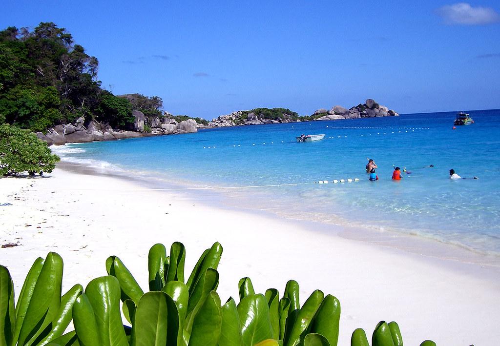 similan острова таиланд