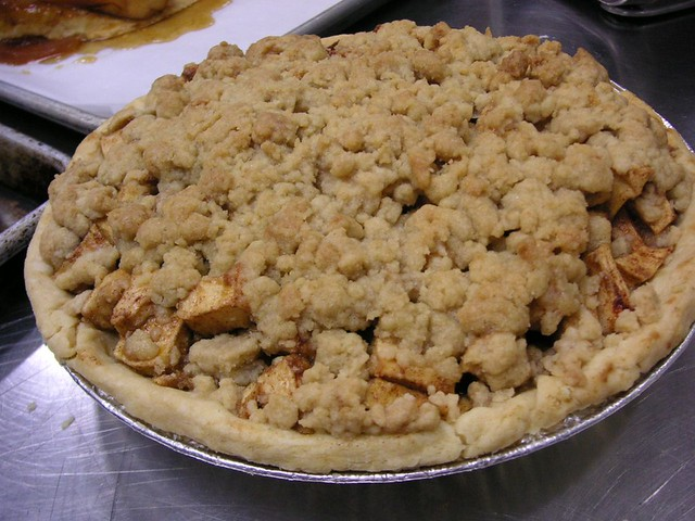 Blueberry Crumble Pie | Flickr - Photo Sharing!