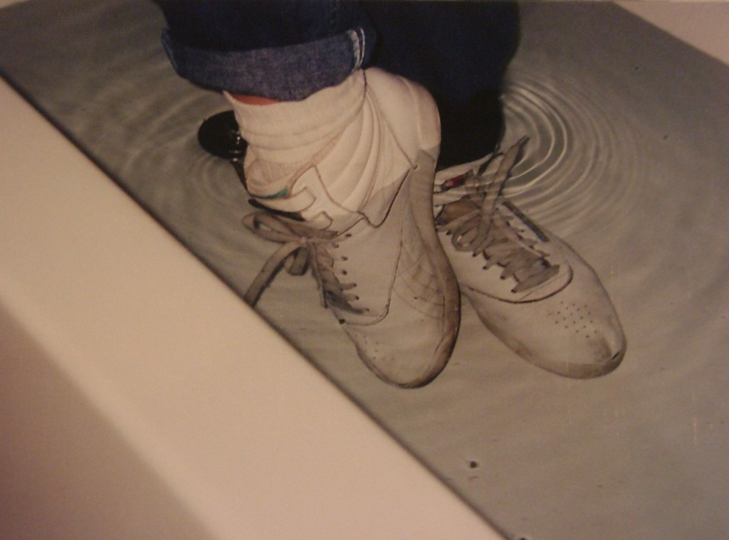 Sorry, wet sneaker fetish the excellent