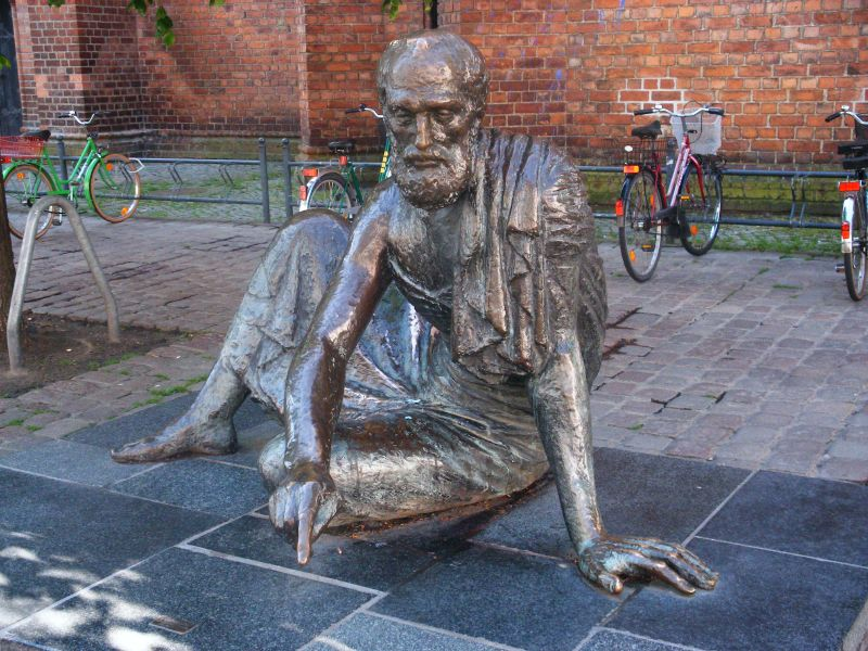 "Archimedes, Güstrow: ""Do not disturb my circles"""