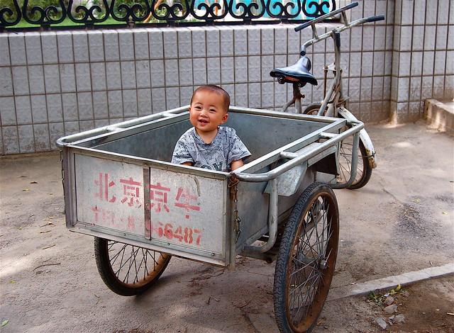 rickshaw babe