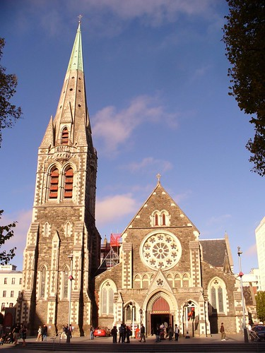 Christchurch Cathedral 1