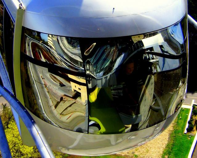Tram Reflections