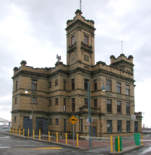 Old harbour police station