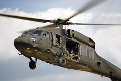 aircraft, aviation, helicopter rotor, black hawk, helicopter, vehicle, sikorsky s-70, military helicopter, military, air force,