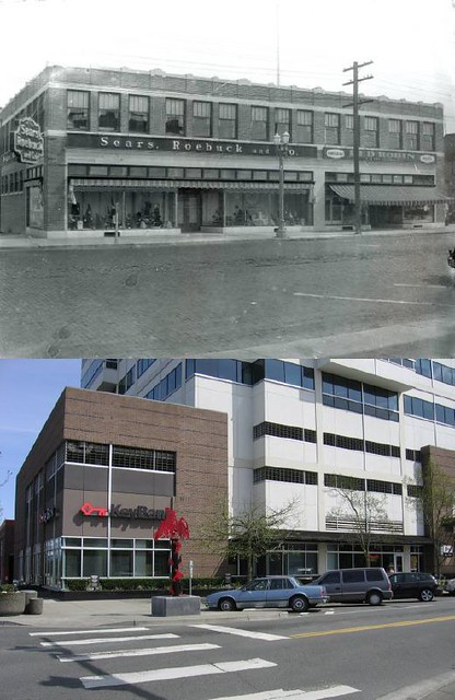 Everett Washington Then And Now Flickr Photo Sharing
