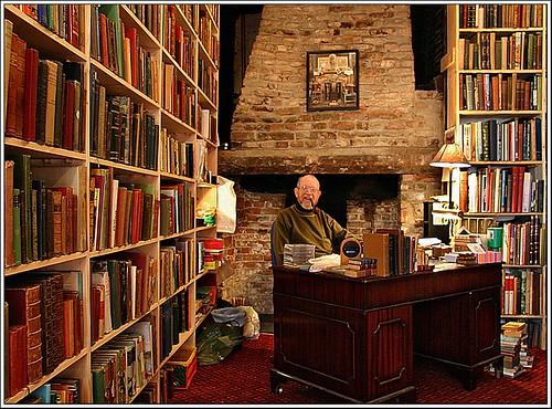 Tewkesbury bookshop