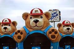 stuffed toy(0.0), toy(0.0), teddy bear(1.0), plush(1.0), cartoon(1.0), mascot(1.0),
