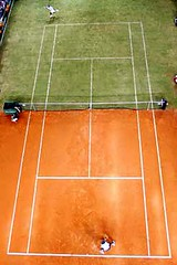 sport venue, individual sports, tennis court, sports, net, racquet sport, flooring,