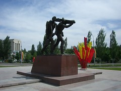 Victory Square Scenery
