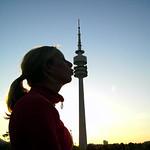 Kuss dem Olympiaturm