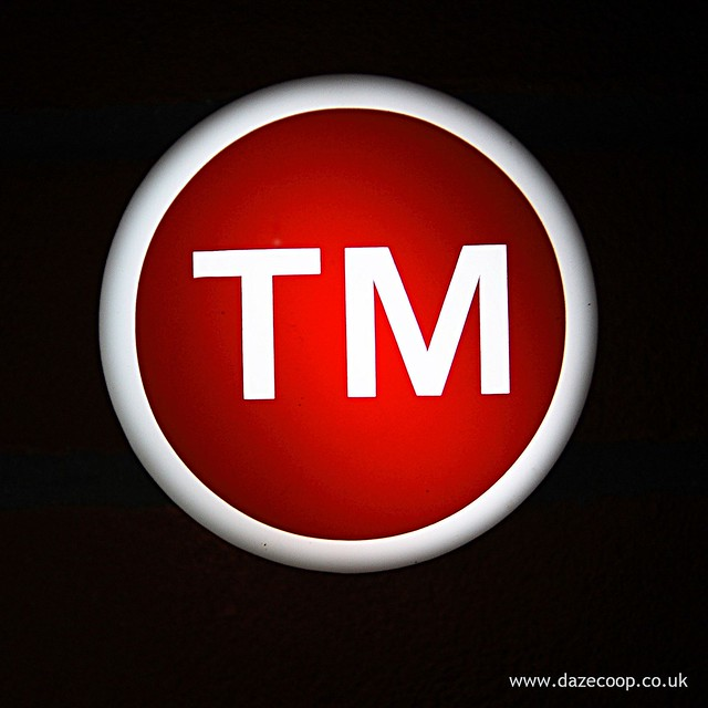 TM ™ Trademark. The logo. It rules OK.