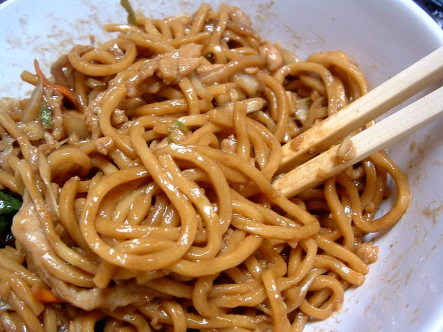 Chicken Lo Mein | Flickr - Photo Sharing!