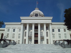 Alabama's State Capitol by Jim Bowen on Flickr Creative Commons