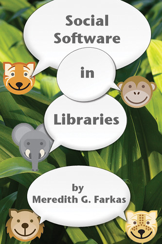 Social Software in Libraries Book Cover #2