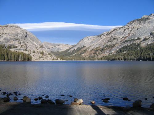 Teyena Lake, Yosemite National Park, California