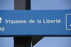 Impasse de la Liberté