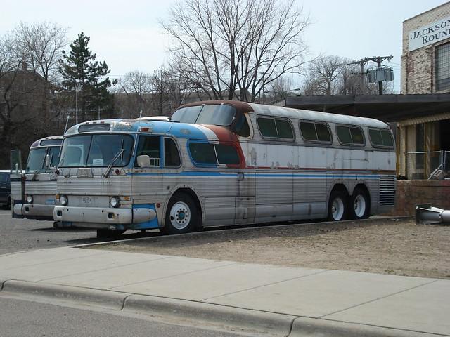 Greyhound Scenicruiser Bus | Flickr - Photo Sharing!
