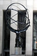 NYC - Rockefeller Center - Atlas