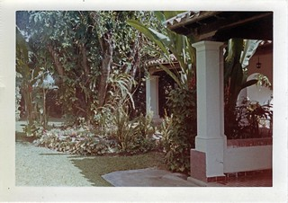Quinta San Jose, Caracas, March 1962.