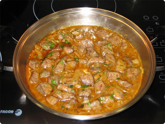 Como cocinar higado idea de la imagen de inicio for Cocinar higado de ternera