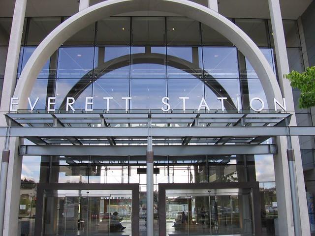 Everett Station Flickr Photo Sharing
