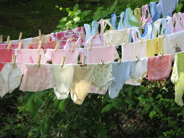 Tiny laundry