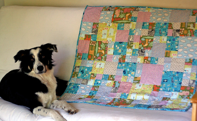 quilt for em's baby