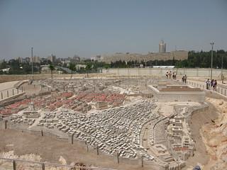Model of Jerusalem pre-70 AD_1359