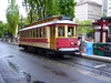 Streetcar in Portland, Oregon by pelleb