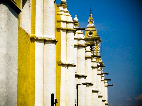 Iglesia de La Concepción Puebla