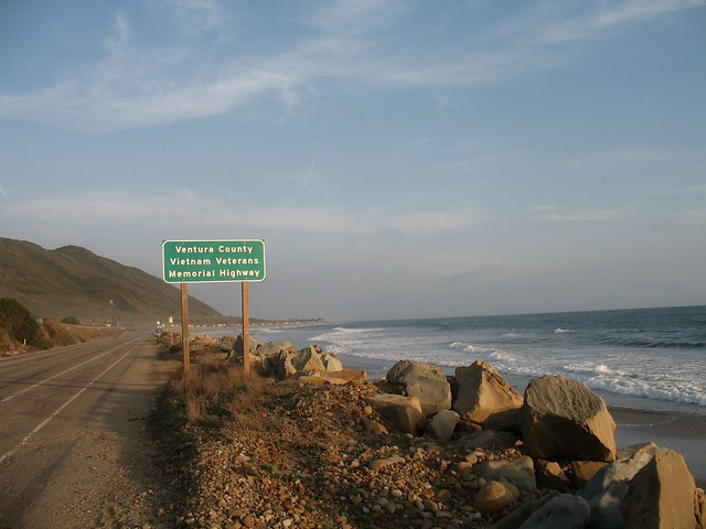 Ventura highway ventura county shoreline by tim mcgarry flickr