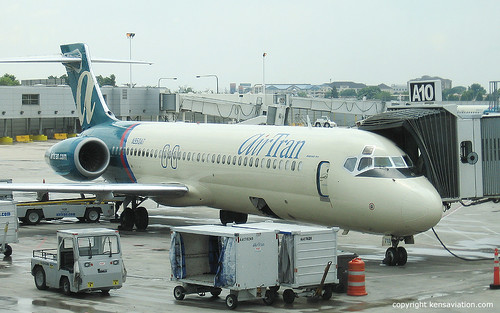 AirTran Boeing 717-200