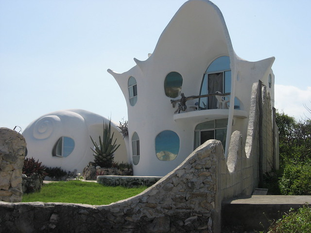 Conch shell house flickr photo sharing - Difference shell house turnkey ...