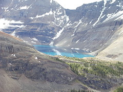 moraine, fjord, mountain, valley, glacial lake, glacial landform, mountain range, loch, lake, cirque, glacier, ridge, tarn, fell, mountainous landforms,