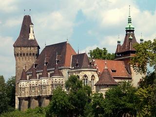 Castelo Vajdahunyad