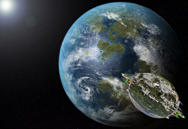 mad comic science space station venus - photo #5