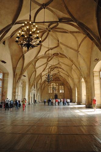 Vladislav Hall, Old Royal Palace