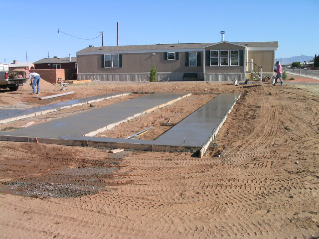 Concrete Foundation Poured Flickr Photo Sharing