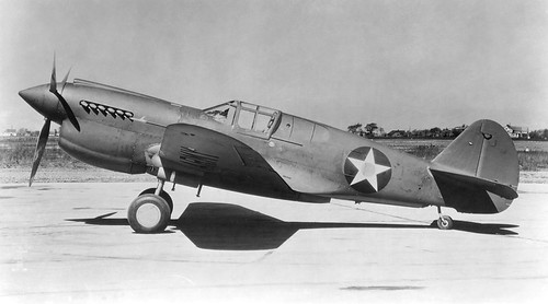 Curtiss P-40D