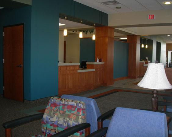 Medical Reception Room Furniture