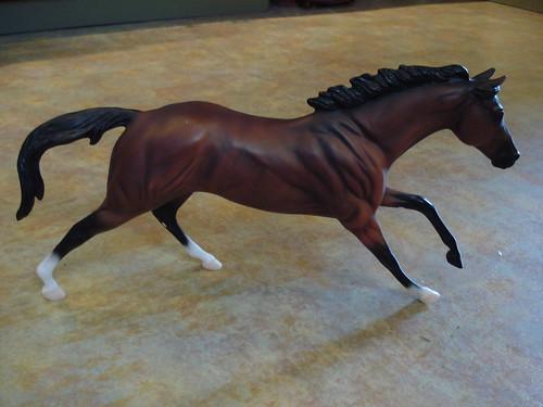 Seabiscuit Breyer Horse