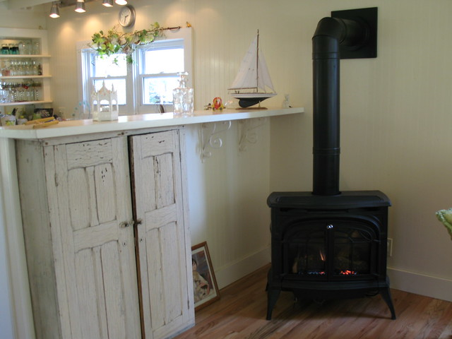 Wood Burning Fireplaces - How to stop cold air from coming in